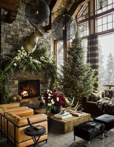 Alpine Chalet Setup | Mint Room Studios
