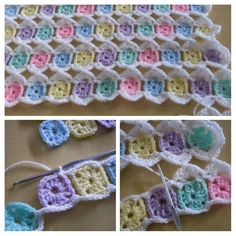 Crochet Necklace, Blanket, Patterns, Fantasy, Blankets, Cover, Comforters