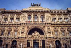 Palacio de Justicia de Roma (Roma - Italy)