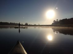 """""""Fall and the Beauty of it All"""" - My Forgotten Coast Photo Contest 2013  http://www.facebook.com/MyForgottenCoast ...12-3-13...Early morning kayak fishing Photo Credit:  Harry Smith Outdoors  """"AMATEUR DIVISION"""" - Wakulla river"""