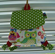 Owls Kids Bagpack