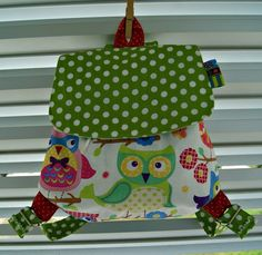 Owls Kids Bagpack