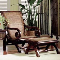 Milano Lazy Arm Chair - I love British Colonial style