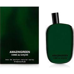 COMME DES GARCONS Amazingreen eau de parfum natural spray