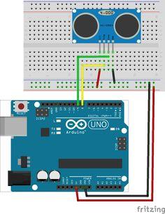 Collegare un sensore HC-SR04 ad Arduino