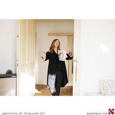 Burn it! Self-portrait by Kaja Stech Leather Skirt, Normcore, Portrait, Skirts, Photography, Style, Fashion, Swag, Moda