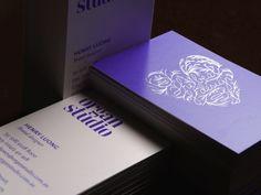 Organ Studio - Business Cards