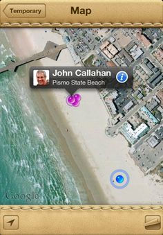 Find My Friends allows you to easily locate your friends and family from your iPhone, iPad, or iPod touch.