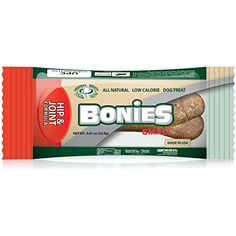 BONIES Hip Joint Health SMALL SINGLE BONE (0.81 oz) ~ You can click image for more details. (This is an affiliate link and I receive a commission for the sales)