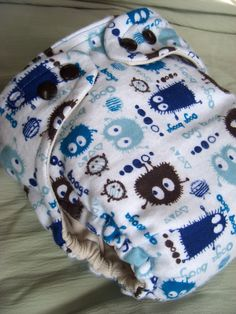 OOGA BOOGA cloth diapers