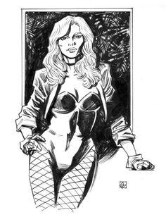 Black Canary by Dean Kotz