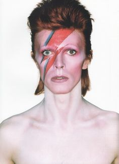 Ziggy-loved Ziggy and the spiders from mars-especially Starman!--ALL things Bowie rock!