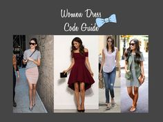 Women Dress Code Guide for Every Occasion Dress Code Guide, Dress Codes, New Arrival Dress, Fashion Wear, Women Wear, Girls Dresses, How To Wear, Collection, Dresses Of Girls