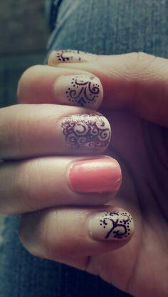 Nails... deco... free style... boho