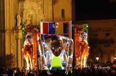 Il Carnevale di Acireale (Catania) è uno dei più antichi della Sicilia. I primi carri allegorici si costruiscono già nel 1880. Carnival of Acireale  – Ph Spampinato  The Carnival of Acireale (Catania) is one of the most ancient of Sicily. The first Grotesque floats were built in 1880.    #eventisicilia17 #carnevaleinsicilia