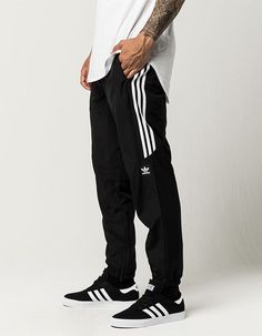 Shop Adidas clothing, accessories & more at Tillys. Find the best styles for men, women & kids today. With so much to choose from, you'll find the perfect Adidas clothing & accessories. Adidas Tracksuit Mens, Adidas Sweatpants, Adidas Men, Adidas Track Pants Mens, Adidas Pants, Jogger Pants, Adidas Logo, Adidas Outfit, Pants Outfit