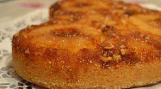 Ananas-kuperkeikkakakku. Keikauskakku. Vanhalla herkullisella klassikkoreseptillä, joka löytyi keittokirjan välistä. Pienensin alkuperäistä ohjetta hieman, niin taikinasta tuli passelimman kokoinen… Desert Recipes, No Bake Cake, French Toast, Tuli, Deserts, Breakfast, Baking Cakes, Food, Drink