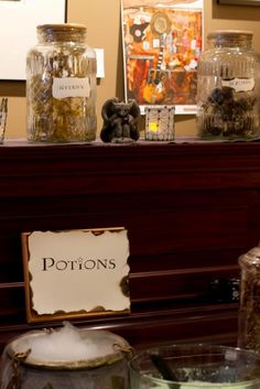Harry Potter + Make-a-Wish Foundation Party!