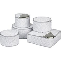 Dinnerware Storage Set In Utility Storage