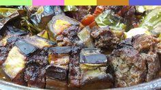 Tepside Patlıcan Kebabı Tarifi - Nefis Lezzet