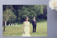 Wedding Announcements - Wedding Announcement Ideas | Wedding Planning, Ideas & Etiquette | Bridal Guide Magazine