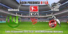 Prediksi Bola Wolfsburg vs FC Koln 10 September 2016
