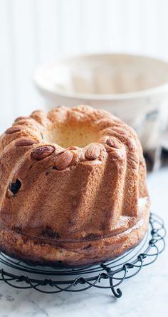 Kugelhopf with Prunes & Armagnac. Recipe with step-by-step photos…