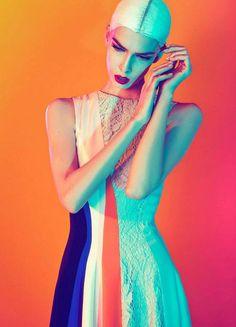 IN MY SLEEP .. model: Kristina Salinovic ..♥ photographer: Sofia Sanchez & Mauro Mongiello