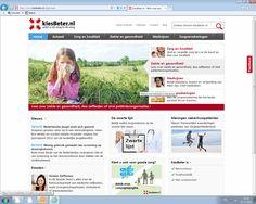 Productmanager en Contentmanager bij kiesBeter.nl, RIVM