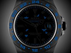 Rolex Explorer II by BWD + Jardins Florian
