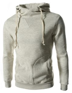 GUESS Men's Jackson Long-Sleeve Funnel-Neck Pullover, PHANTOM ...