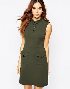 Warehouse Military Dress