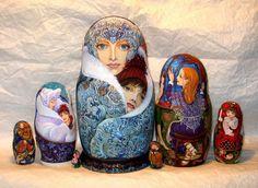The Snow Queen Labusova
