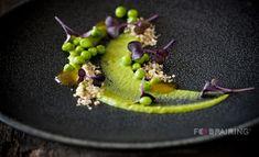 Sakura® Cress - abrikoos - erwt - koffie - hazelnoot / Foodpairing