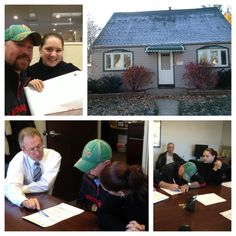 Congratulations Mike & Kim on your new home!