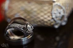 Wedding at The Royal Playa del Carmen, gorgeous rings for the bride and groom in this destination wedding.  Mexico wedding photographers Del Sol Photography