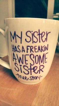 My diy mug(: