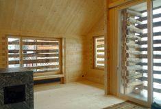 Umnutzung Stallscheune in Wohnbaute Construction, Architecture, Divider, Room, Furniture, Home Decor, Barn, Building, Arquitetura