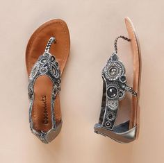LOVE these... My favorite pair of sandals
