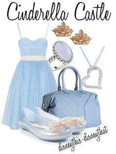 """Cinderella Castle""  DisneyThis-DisneyThat on Tumblr"