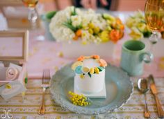 Button Themed Bridal Shower Party! - Kara's Party Ideas - The Place for All Things Party