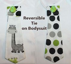 Hey, I found this really awesome Etsy listing at https://www.etsy.com/listing/182346279/baby-boy-outfit-giraffe-tie-on-bodysuit