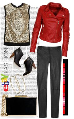 """Fall's Finest with eBay"" by reboot-myheart ❤ liked on Polyvore"
