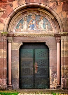 Freiburg, Germany | A DOOR A DAY
