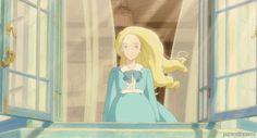 When Marnie Was There | Studio Ghibli | (gif)