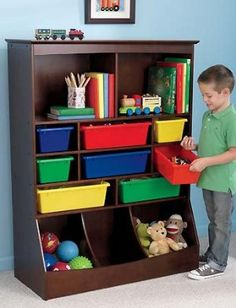 Superior KidKraft Wall Storage Unit   Espresso:Amazon:Toys U0026 Games