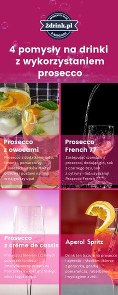 #prosecco #szampan #drinki Food, Stockings, Essen, Meals, Yemek, Eten