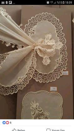 Romanian Lace, Crochet Home Decor, Point Lace, Cut Work, Needle Lace, Irish Lace, Ribbon Embroidery, Tatting, Needlework