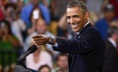 El último paseo de Obama en la Casa Blanca, en realidad virtual