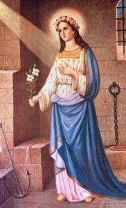 Oraciones Santa Filomena   Temas Espirituales